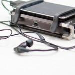PHA-1とiPad touch,MDR-EX1000