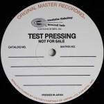 TEST PRESS 盤
